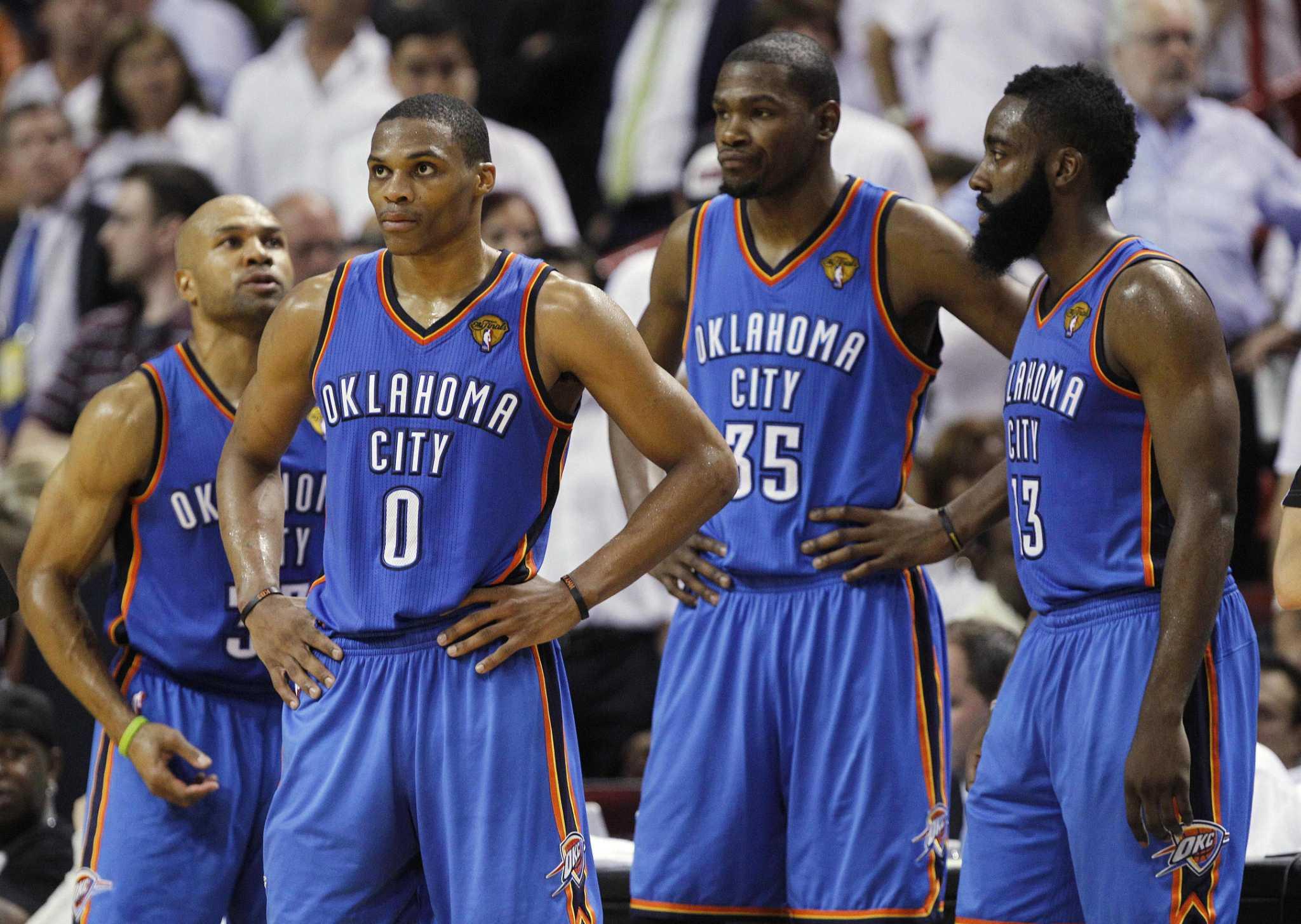 L'ultima relocation nella storia NBA è quella che, nel 2008, ha dato vita agli Oklahoma City Thunder