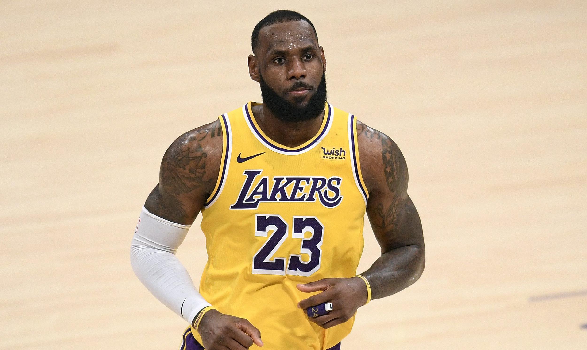 LeBron James dà la caccia al quinto MVP in carriera